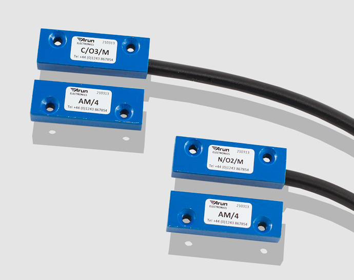 Manufactures Of Heavy Duty Reed Switch Sensors Industrial