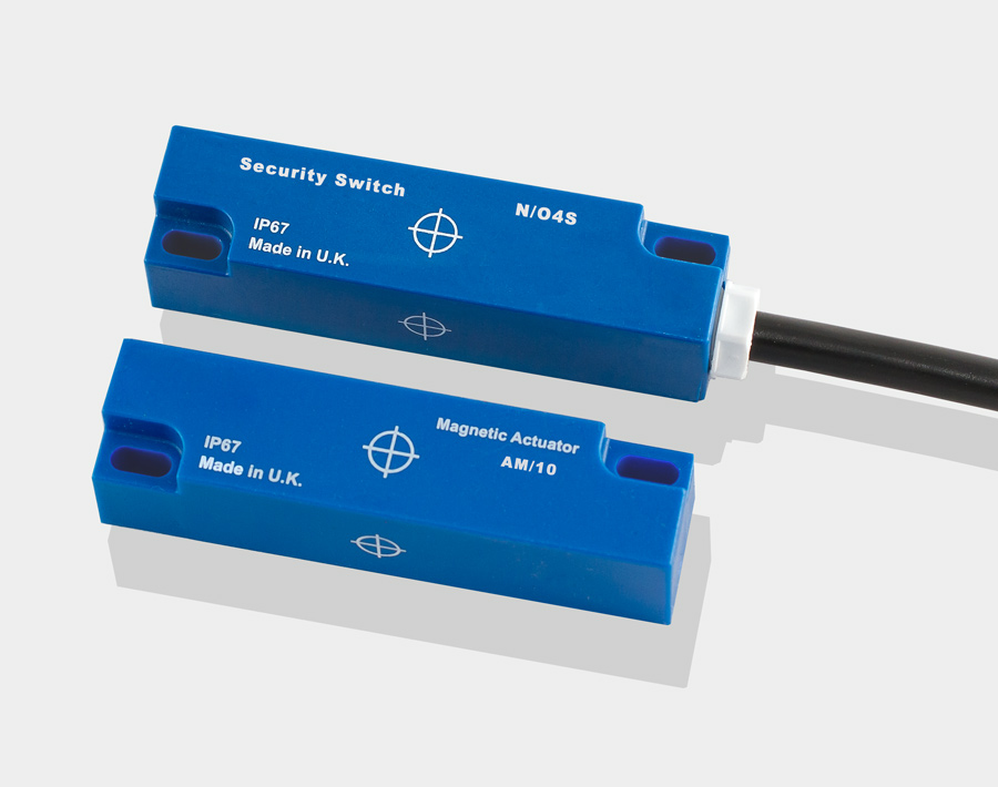 IP67 robust security reed switch