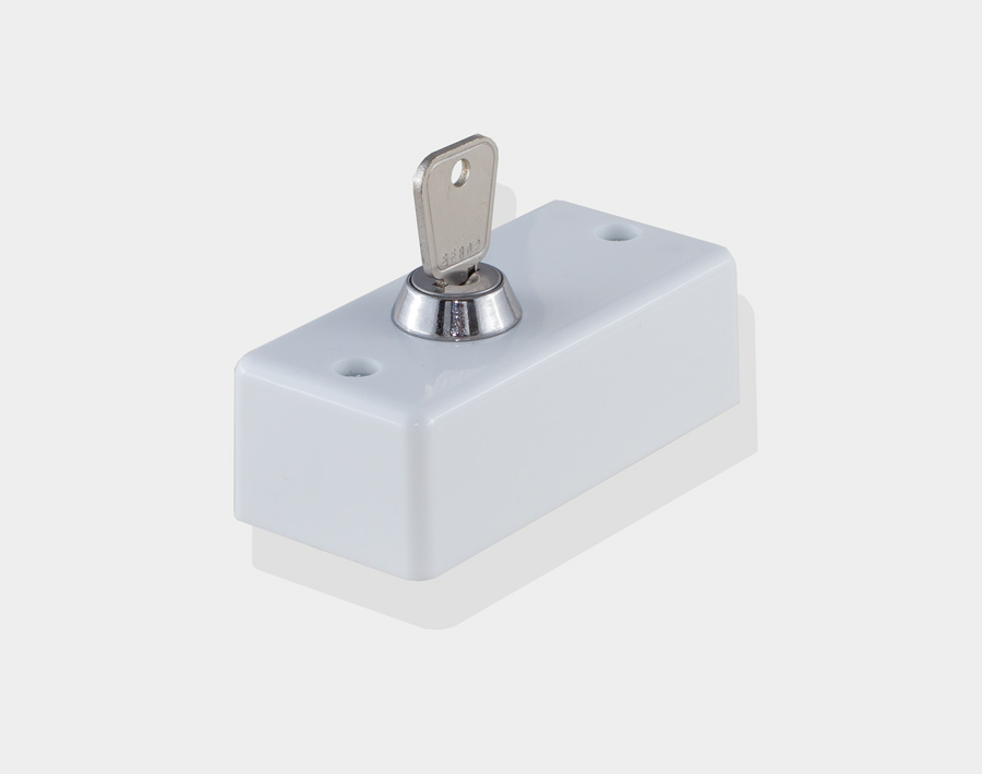 Surface mounted keyswitch, key switch SKP1